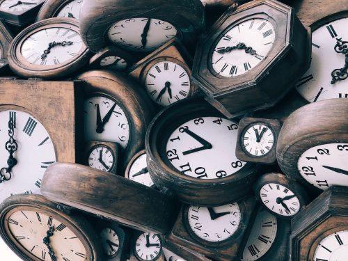 tiempo narrativo en la novela